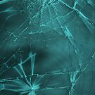 iphone cover;Cracked by Angela King-Jones