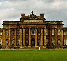 Blenheim Palace by Graeme Skinns