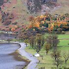Buttermere in Autumn by Annabelle Studholme