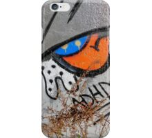 NYC Graffiti  iphone case 4 ADHD iPhone Case/Skin
