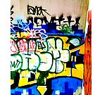 Brooklyn Graffiti 9 by andytechie