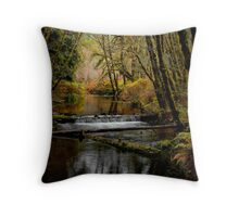 Whittaker Creek Throw Pillow