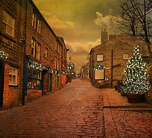 Christmas at Haworth  by Irene  Burdell