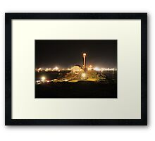 Start of Lobster Season 2011 Framed Print