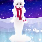 Snow woman by SaradaBoru