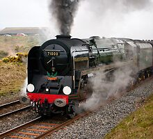Duke of Gloucester Leaves Workington 10/03/07 by Jan Fialkowski