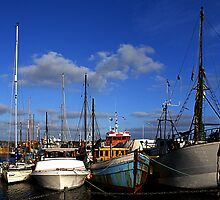 PENZANCE DOCKS by AndyReeve