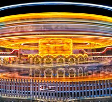 Merry go round by MarceloPaz