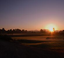 Snohomish Valley Sunrise by Raven20