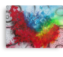 Soulful Satisfaction Canvas Print