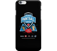 Ultimate Paintball Championship iPhone Case/Skin