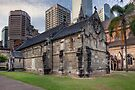 Saint Stephen&#x27;s Chapel  Brisbane  Australia by William Bullimore
