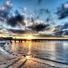 Sunset at Kurnell by Arfan Habib