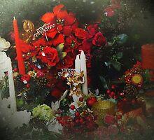Christmas Shop by Carol Bleasdale