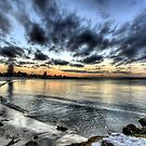 Kurnell Sunset by Arfan Habib