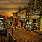 Howarth High Street  by Irene  Burdell