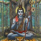 Shiva by Vrindavan Das