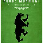 House Mormont by liquidsouldes