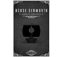 House Seaworth Photographic Print