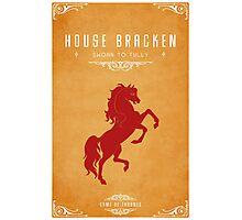 House Bracken Photographic Print
