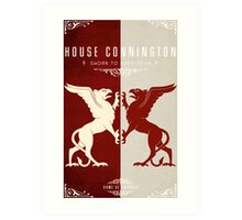 House Connington Art Print