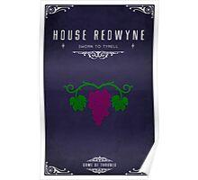 House Redwyne Poster