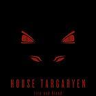 House Targaryen Minimalist Poster by liquidsouldes