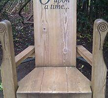 Fairy tale Throne- Kensington- London by marte13
