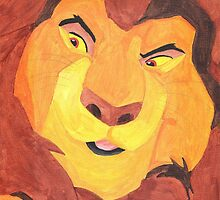 Mufasa by Caroline Smalley