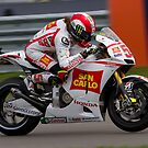 Marco Simoncelli in Assen by corsefoto