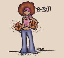 B-Ball Gurl~(C) 2011 by Lisa Michelle Garrett