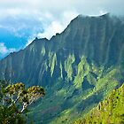 Majestic Kalalau by bodhikaiimagery