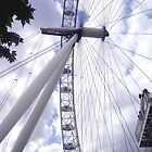 The London Eye by dgscotland