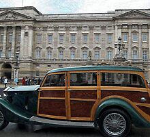 "1937 Rolls Royce ""Woody"" 25_30 Shooting Brake Chassis by TeeMack"