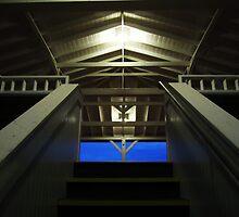 Pavilion Blue by RVogler