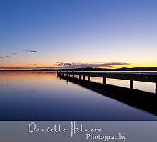Sunset - Warners Bay by DanielleHelmers