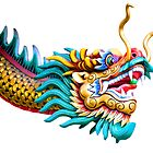 Dragon by hinnamsaisuy