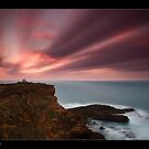 Cape Nelson Lighthouse by JayDaley
