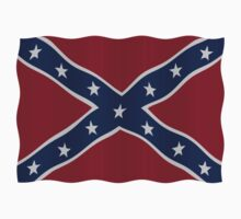 Confederate flag by stuwdamdorp