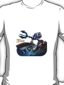 Fizz the Tidal Trickster T-Shirt