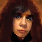 Young Warrior by RC deWinter