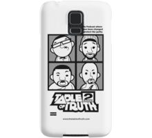 The Table of Truth Faces Logo Tee Samsung Galaxy Case/Skin