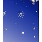 Let It Snow iPhone Case by chrispy