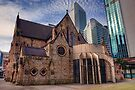Cathedral of St Stephen  Brisbane  Australia by William Bullimore