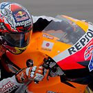 Casey Stoner in Assen by corsefoto