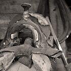 Old Saddles by Nichelle Jones