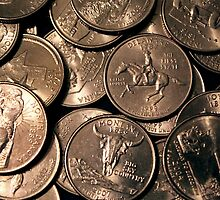 State Quarters by Nichelle Jones
