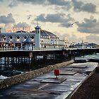 Brighton Pier by samcmoore