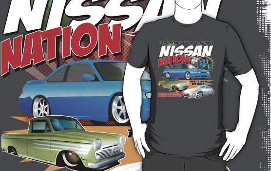 Nissan Nation by JDMSwag