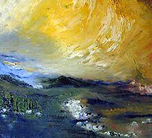 A landscape by Elizabeth Kendall